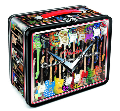 Fender Lunch Box - Custom Shop design