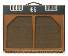 "65 Amps - 2005 London Blue Label 2x12"" Combo"
