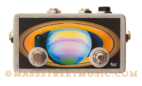 Saturnworks Looper with Kill Switch Pedal - front