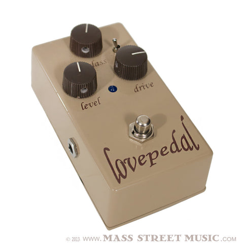 LovePedal Eternity Overdrive photo