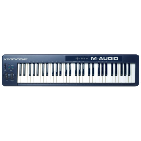 M-Audio - Keystation 61 II MIDI Controller