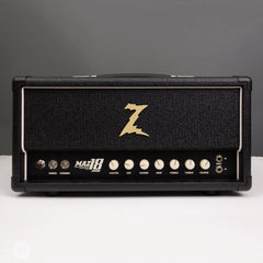 Dr. Z Amps - MAZ 18 Jr. Reverb Mk.II Head Black