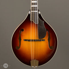 Eastman Mandolins - MD605-SB with K&K Pickup - Front Close
