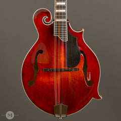 Eastman Mandolins - MD615-CLA with K&K Pickup - Front Close