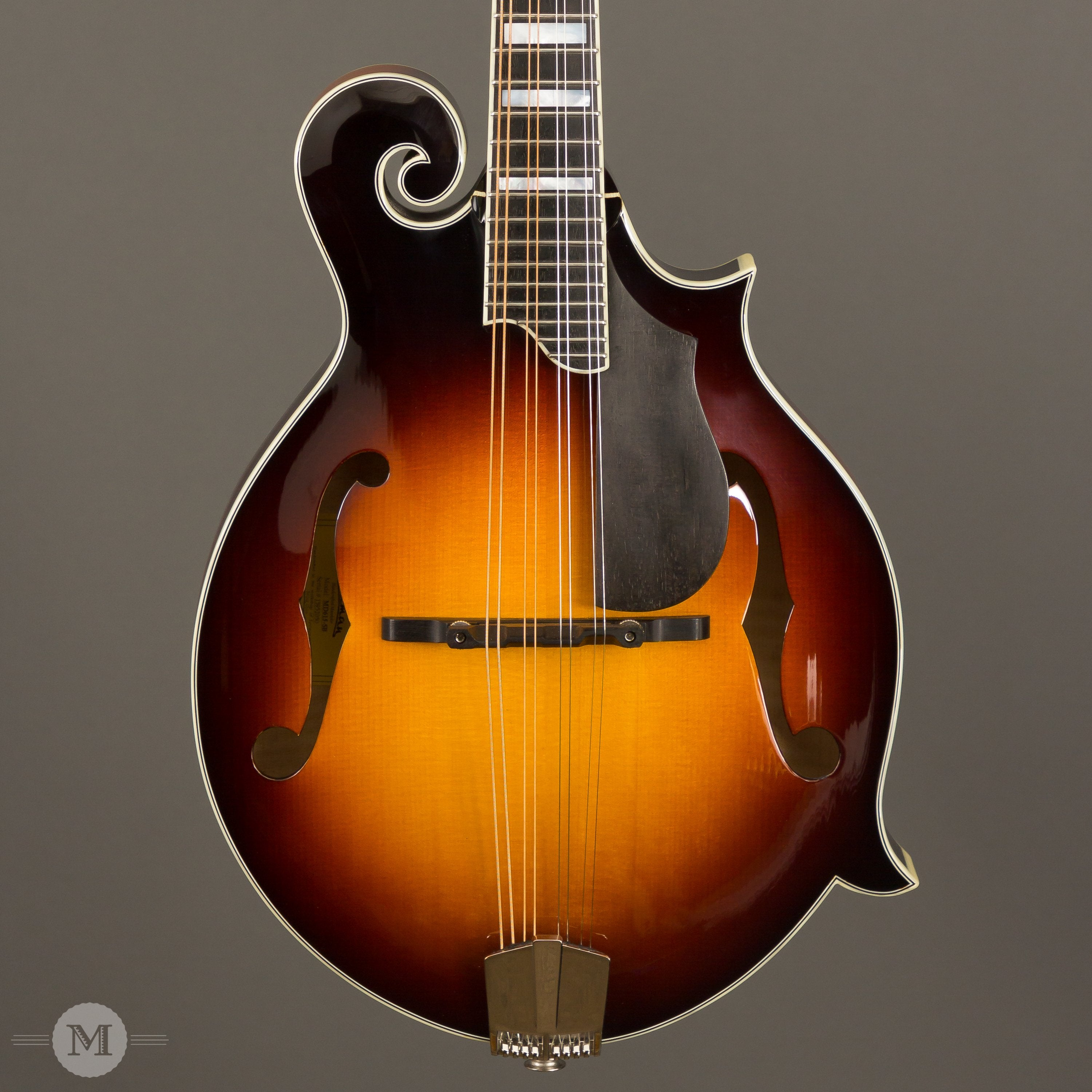 Eastman Mandolins - MD615-SB with K&K Pickup