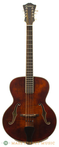 Eastman MDC805 Archtop Mandocello - front