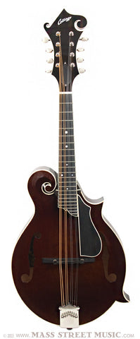Collings MF Deluxe F-style mandolin photo