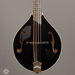 Collings Mandolins - MT GT Black Top - Front Close
