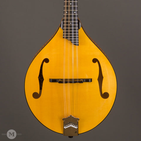 Collings Mandolins - MT GT - Honey Amber - Front Close