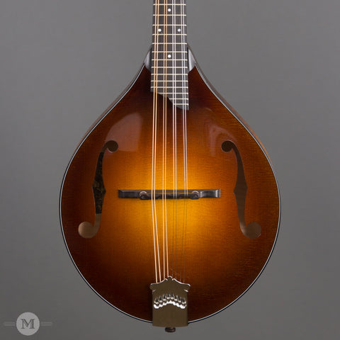 Collings Mandolins - MT GT - Sunburst - Front Close