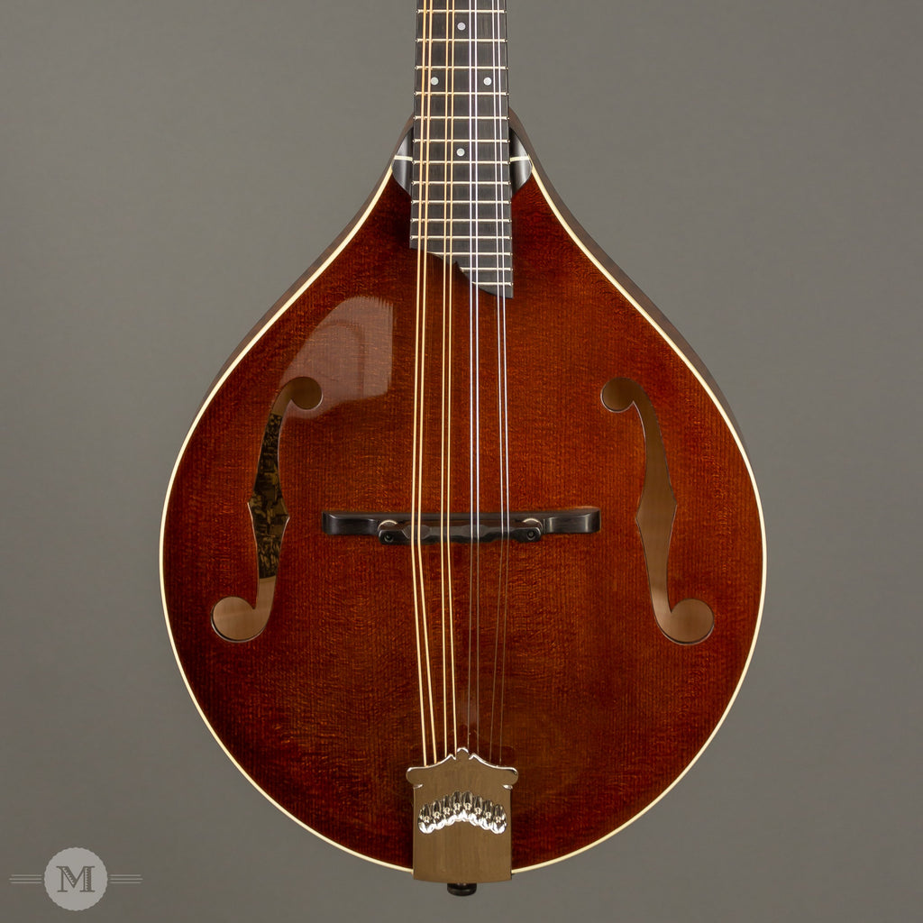 Collings Mandolins - MT GT Sheraton Brown