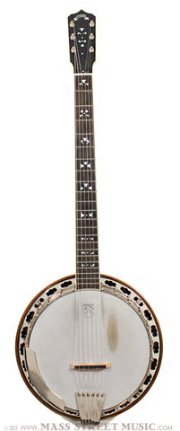 Deering Maple Blossom 6-string Banjo photo