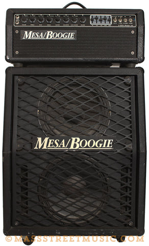 Mesa Boogie Mark III Head and 2x12 Cab - front