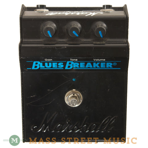Marshall Blues Breaker Pedal Used - front