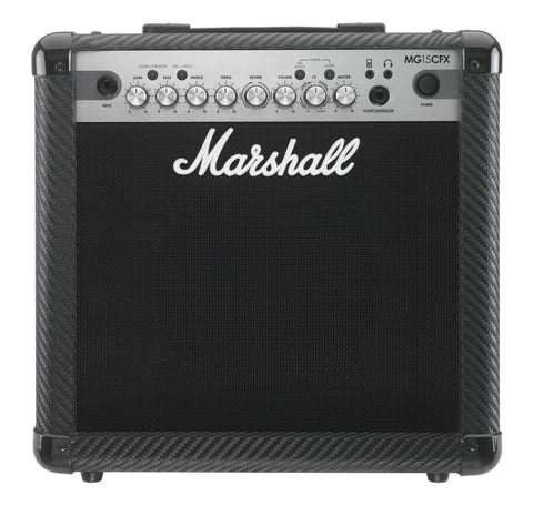 Marshall MG15CFX 15W Combo Amp with FX