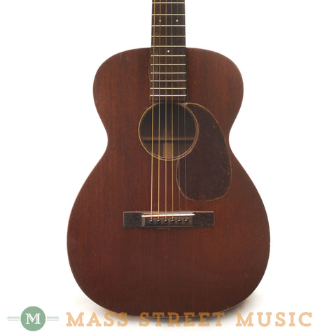 Martin 1936 0-17 Acoustic Guitar - front close