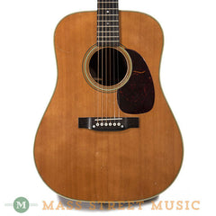Martin 1955 D-28 Dreadnought - front close