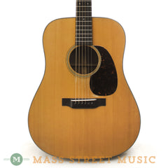 Martin 1941 D-18 Acoustic Guitar - front close