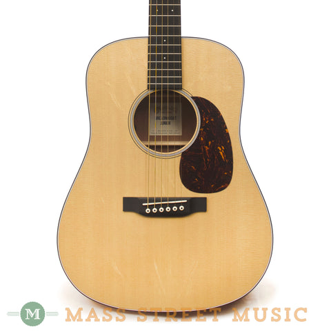 Martin D Jr. Acoustic Guitar - front close