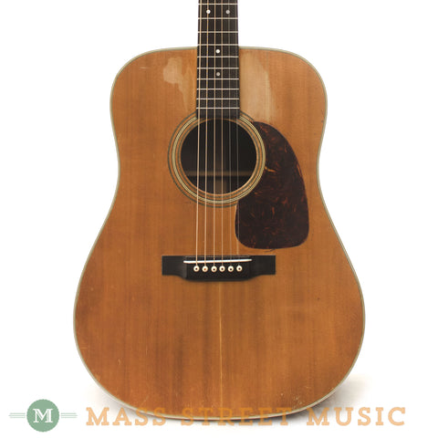 Martin 1959 D-28 Dreadnought Acoustic Guitar - front close