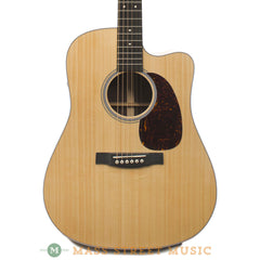Martin DCPA4 Rosewood Acoustic Guitar - front close