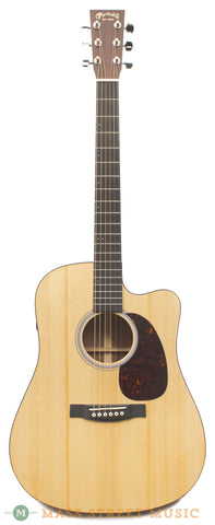 Martin DCPA4 Acoustic Guitar - front