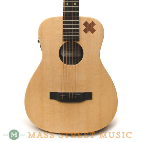 Martin Ed Sheeran X Signature Edition Acoustic Guitar - front close