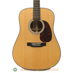 Martin HD-28 Acoustic Guitar - front close
