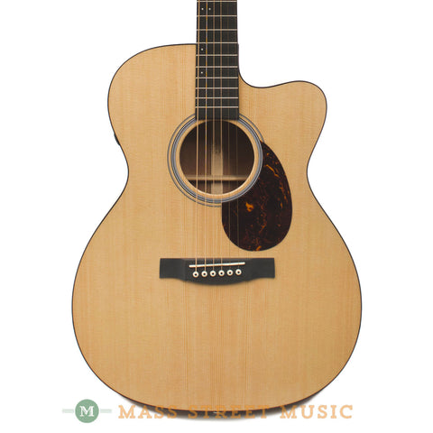 Martin OMCPA4 Acoustic Guitar - front close