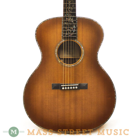Martin SS-GP42-15 Koa Grand Performance Acoustic Guitar - front close