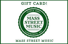 Mass Street Music Gift Card