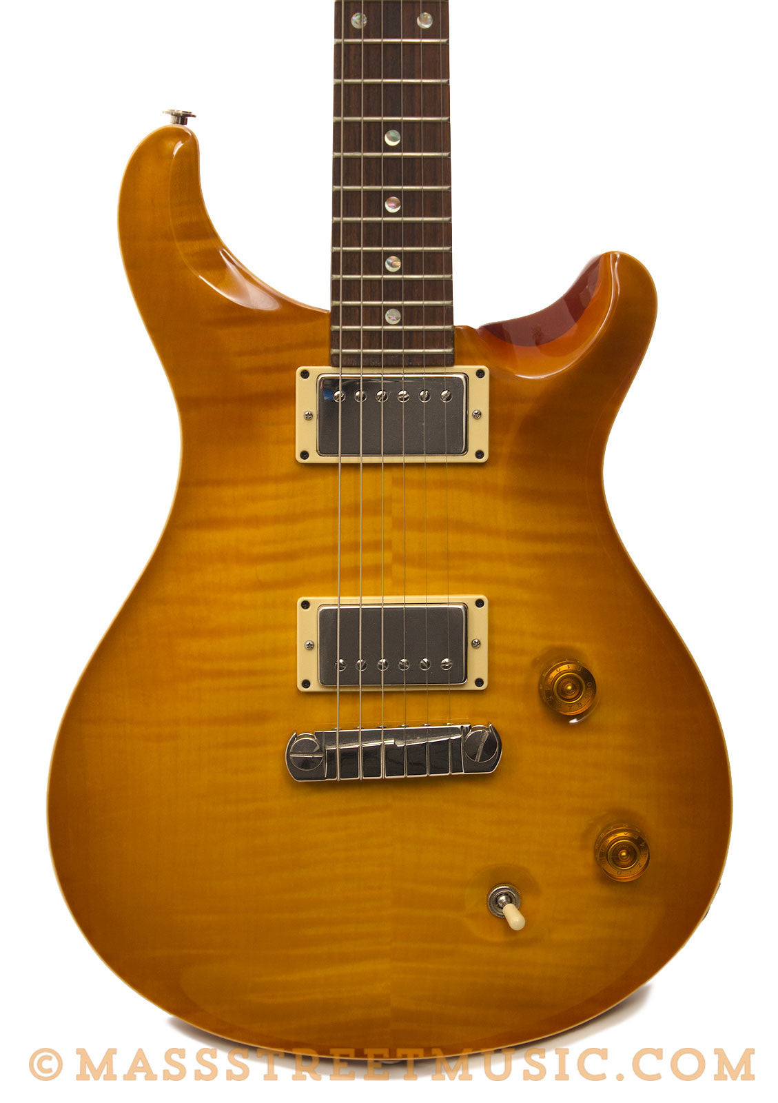 paul reed smith prs mccarty 2005 used electric guitar mass