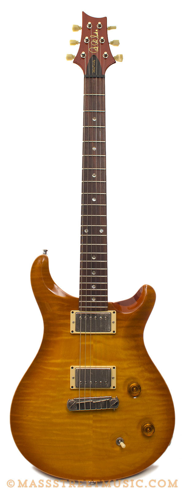 paul reed smith prs mccarty 2006 used electric guitar mass