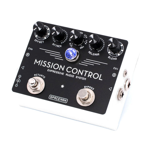 Spaceman Effects - Mission Control White
