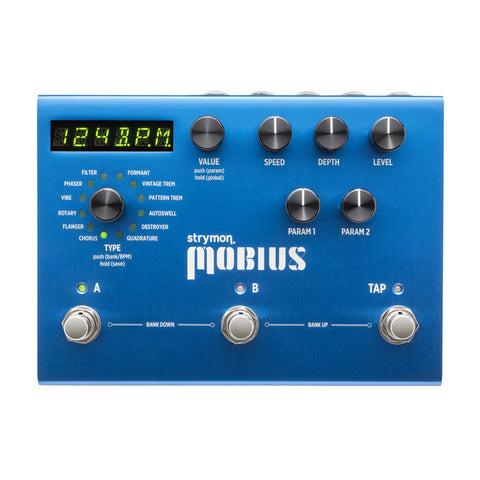 Strymon Effect Pedals - Mobius