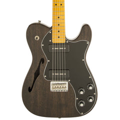 Fender Electric Guitars - Modern Player Telecaster Thinline Deluxe - Front Close