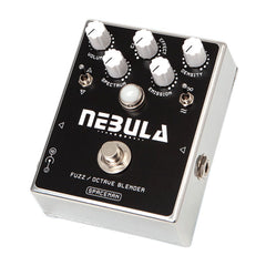 Spaceman Effects - Nebula Octave Blender - Gloss Steel
