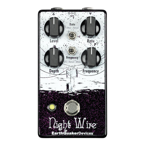 EarthQuaker Devices - Night Wire Harmonic Trem