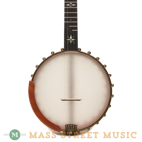 "OME Banjos - North Star 11"" Open-Back Front Close"