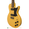 Seuf Electric Guitars - 2014 OH-12 - TV Yellow - USED Angle