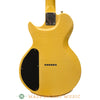 Seuf Electric Guitars - 2014 OH-12 - TV Yellow - USED - Back close