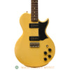 Seuf Electric Guitars - 2014 OH-12 - TV Yellow - USED Front