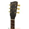 Seuf Electric Guitars - 2014 OH-12 - TV Yellow - USED Headstock