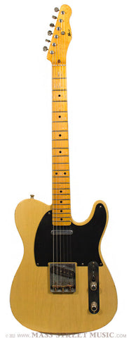 Seuf OH-20 Tele electric guitar photo