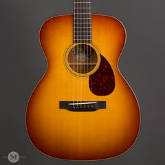 Collings Acoustic Guitars - OM1 Traditional T Series Custom Sunburst