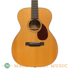 Collings Acoustic Guitars - OM1 Traditional T Series - Baked - Front