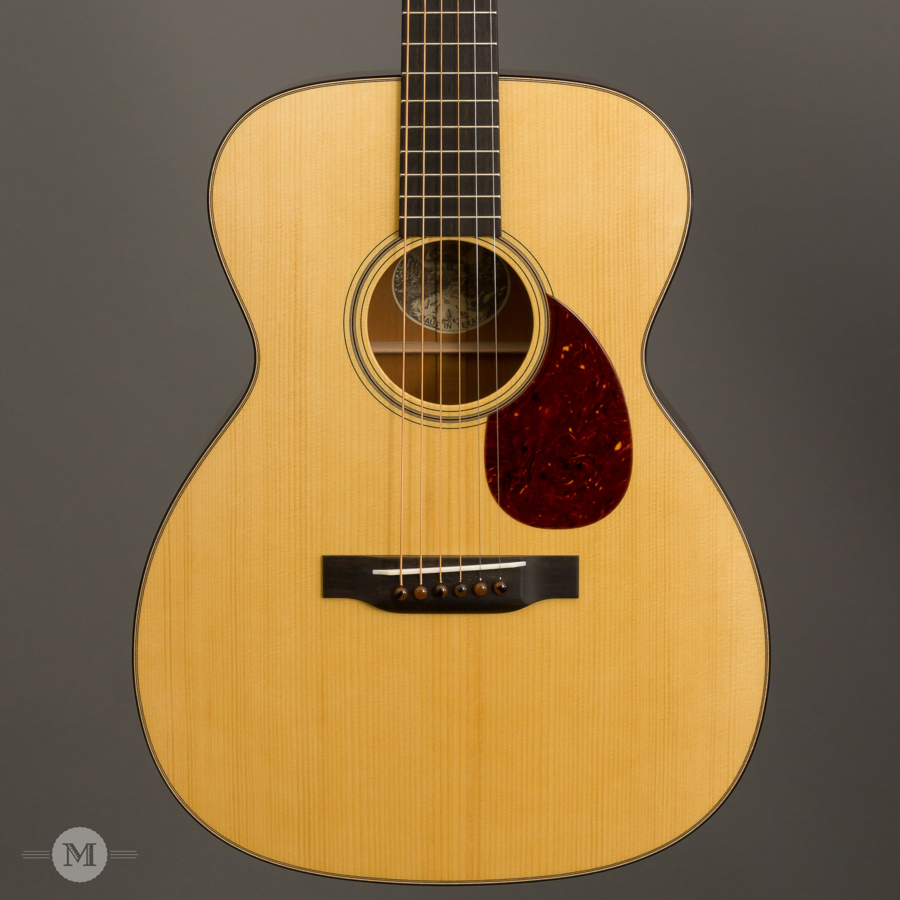 Collings Acoustic Guitars - OM1 A Traditional T Series - Sinker Mahogany