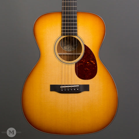 Collings Acoustic Guitars - OM1V Western Shaded - Front Close