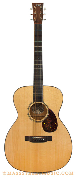 collings om1 used acoustic guitar with case mass street music store. Black Bedroom Furniture Sets. Home Design Ideas