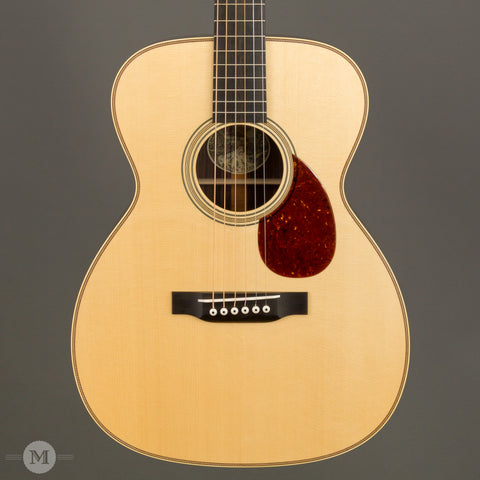 Collings Acoustic Guitars - OM2H A Traditional T Series - Front Close